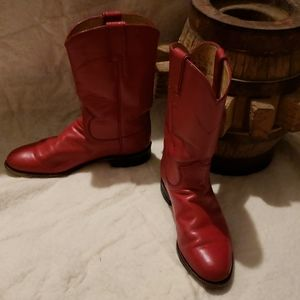 Justin Boots - Red Ropers